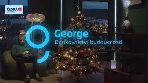 Vánoční reklamy na George